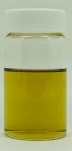 油溶性セージ抽出液_外観