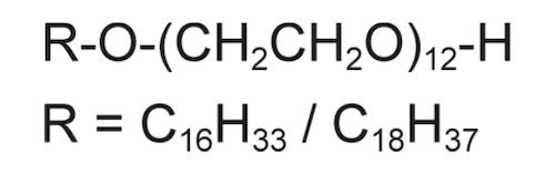 Eumulgin® B 1 (オイムルギン® B 1)_構造式